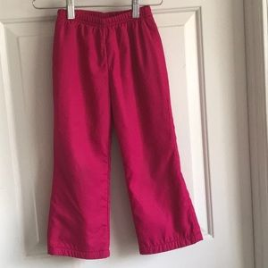 Other - Girls snow pants.  Size 4.
